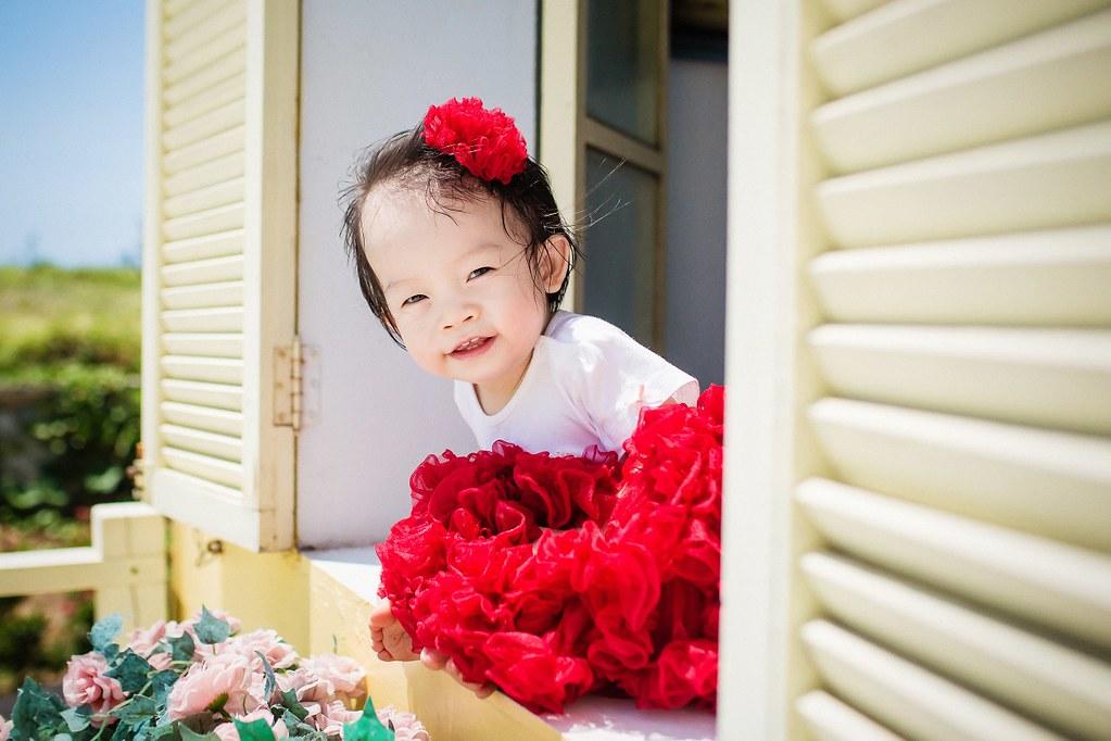 品辰1歲兒童寫真~淡水莊園-0005