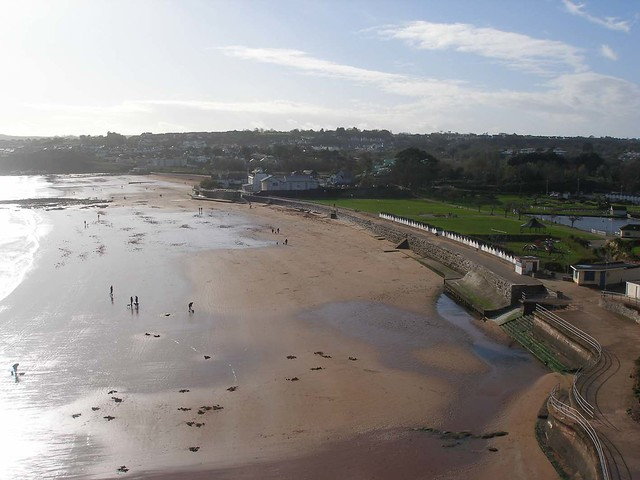 Goodrington Sands
