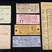 Old tickets at Carnegie Hall Museum Room by yuko2