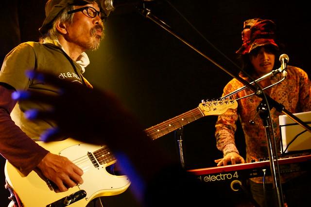 ファズの魔法使い live at Outbreak, Tokyo, 03 Dec 2015. 445