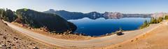 E46 M3 at Crater Lake