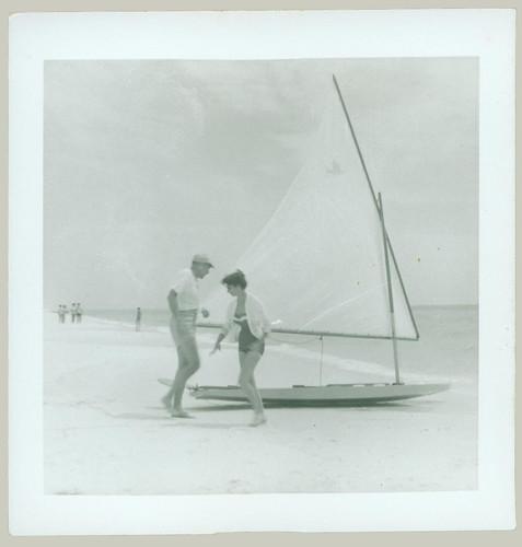 Sailboat and pair