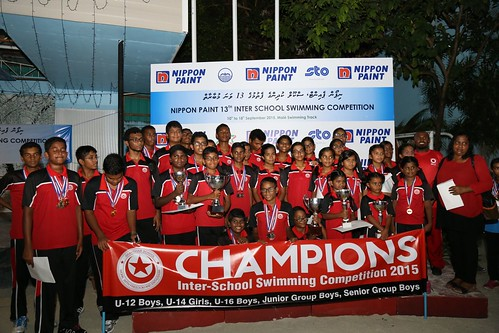 Nippon Paint 13th Inter School Swimming Competition 2015 436 | by MDVswim