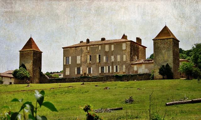 Château de Caudeval, Languedoc-Roussillon, France