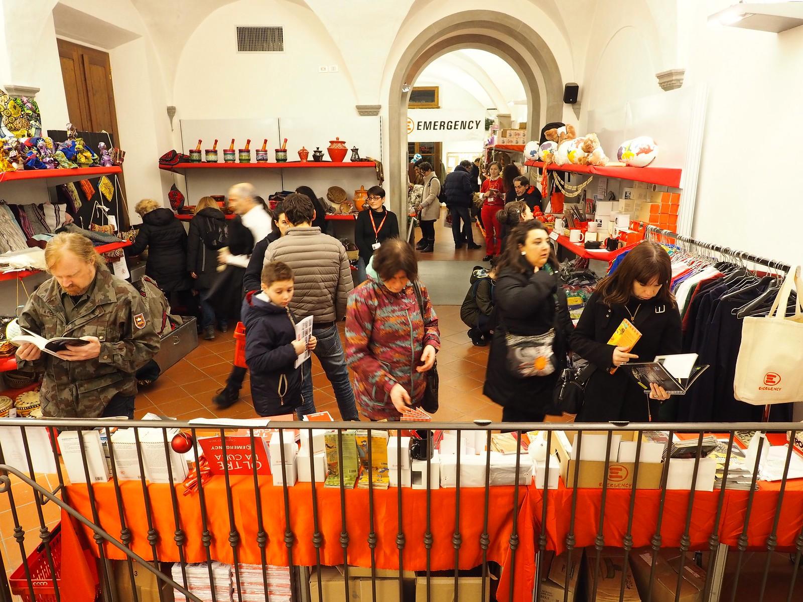 Foto tratta dalla pagina Flickr di Emergency Firenze