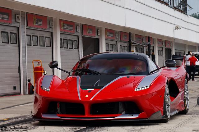 Ferrari FXXK #9