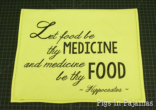 Hippocrates towel