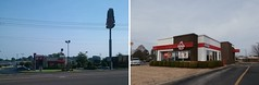 Horn Lake Arby's - late 2016 vs. 3.5 years prior