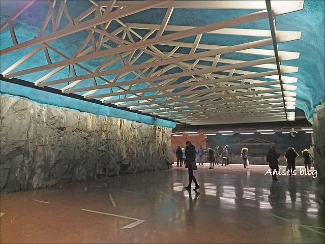 斯德哥爾摩藝術地鐵046