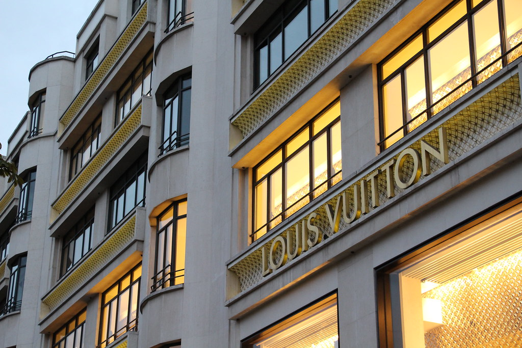 France: home to iconic architecture and iconic luxury brands