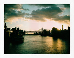 The Queensboro Bridge says goodbye to 2016