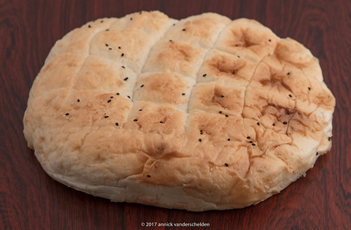Turkish bread.