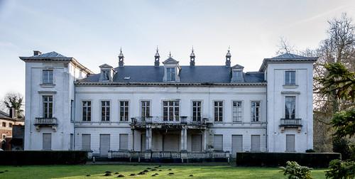 Westmeerbeek, kasteel Ter Borght