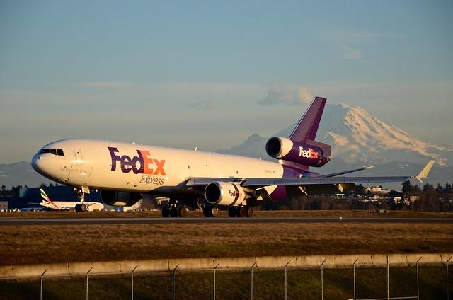 FedEx Express McDonnell Douglas MD-11F N594FE