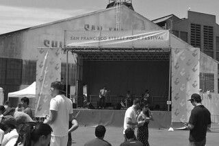 SF Street Food Festival - Music Stage