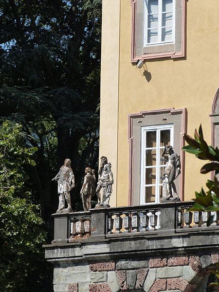 balcon de la villa torrigiani