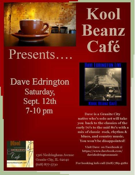 Dave Edrington 9-12-15