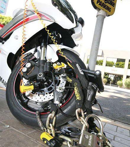Kunci Ganda Motor