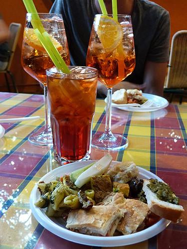 antipasti de Lucca