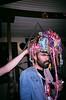 string head by mene tekel