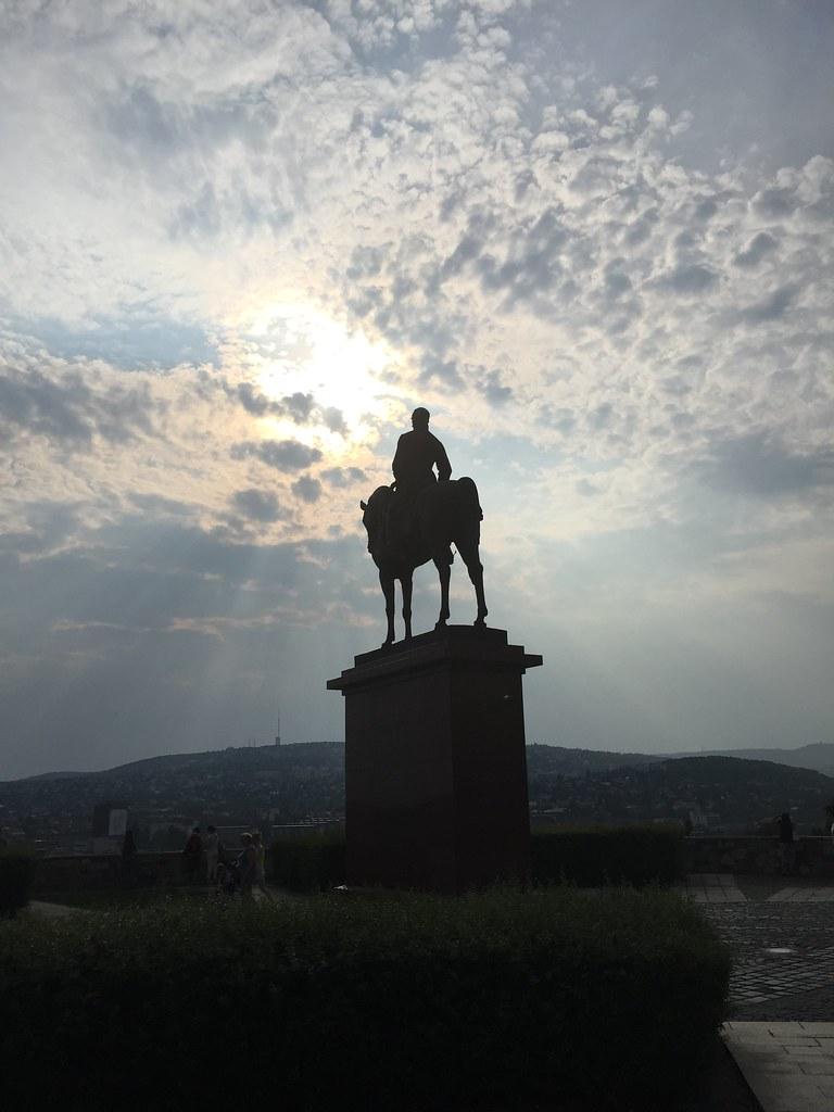Budapest, Prague, Kraków