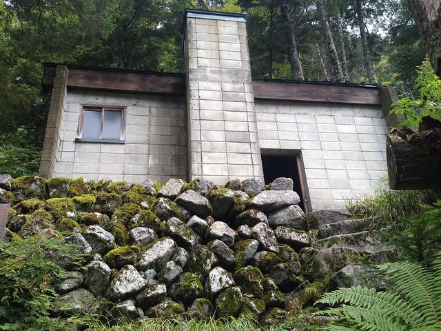 槍ヶ岳 新穂高(右俣谷)~飛騨沢ルート 滝谷避難小屋