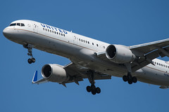 United Airlines | Boeing 757-200 @ JFK