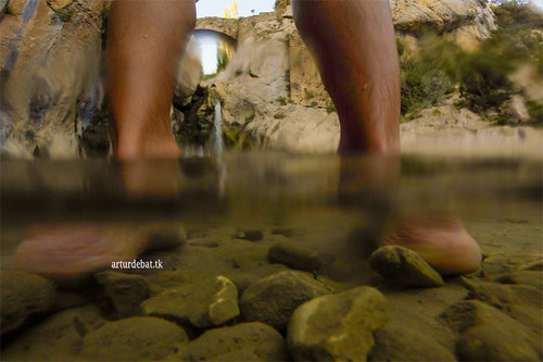 "trip travel summer mountain cold feet nature water pool beauty creek wow river waterfall amazing nice interesting holidays europe underwater tour legs superb stones awesome great picture catalonia fresh route heat stunning viatge vacations impressive pyrenees gettyimages pirineus tolla boixols gopro arturii arturdebattk pontromanic ""canonoes6d"""