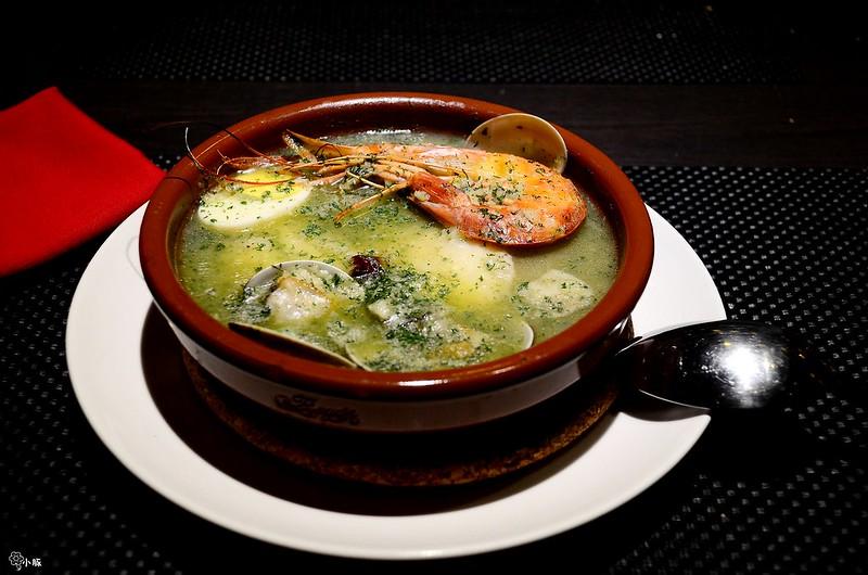 PURO PURO西班牙傳統海鮮料理餐廳台北特色餐廳推薦約會 (42)