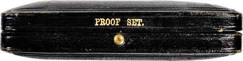 1859 Proof set case