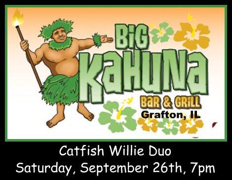 Big Kahuna Bar & Grill 9-26-15