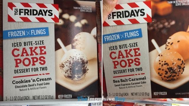 Spotted On Shelves Tgi Fridays Frozen Flings The