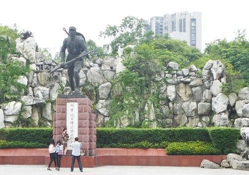 CH-Chengdu-Parc du Peuple (1)