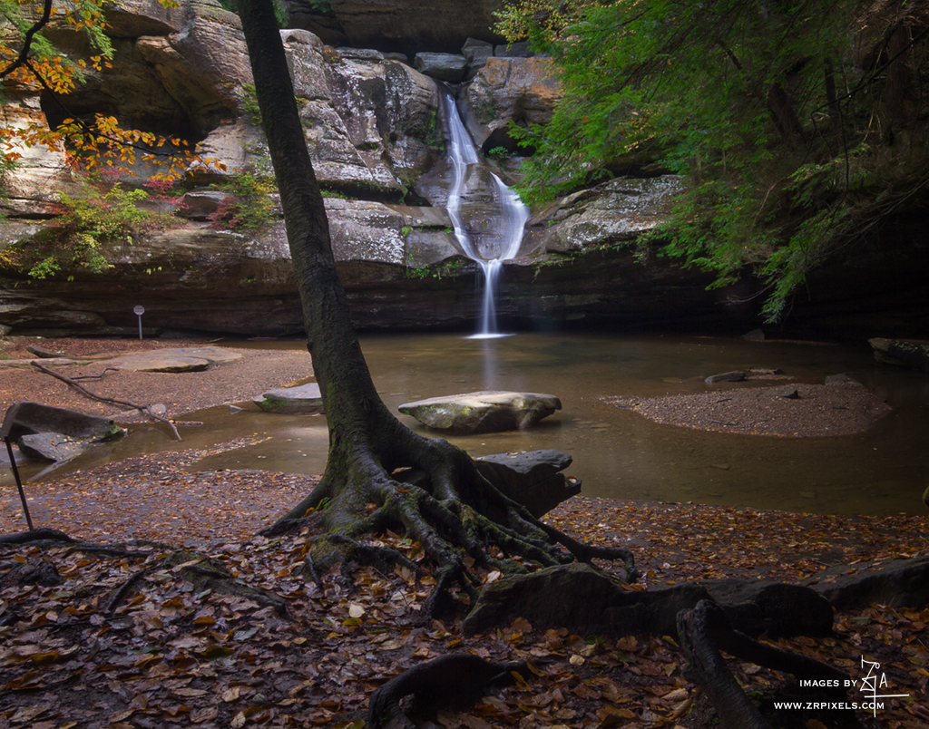 Red Rock Hollow Ohio Around Guides