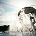 Unisphere, Flushing Meadows Corona Park Queens (Bessa-L)