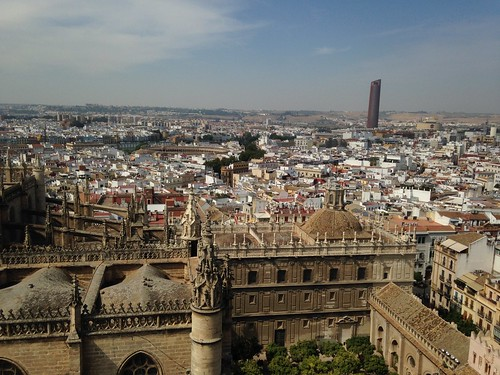 Cathedral of Seville & Views