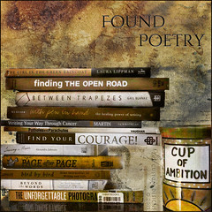Finding Her Way (Found Poetry)