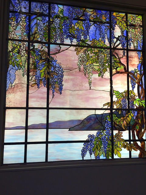 Tiffany wisteria