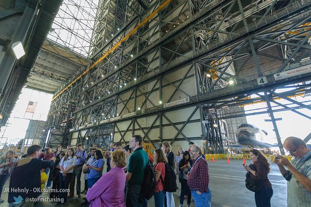 Thu, 11/01/2012 - 13:32 - Indide NASA's Vehicle Assembly Building (VAB) - November 01, 2012 1:32:26 PM - Titusville, Florida (28.5860,-80.6506)