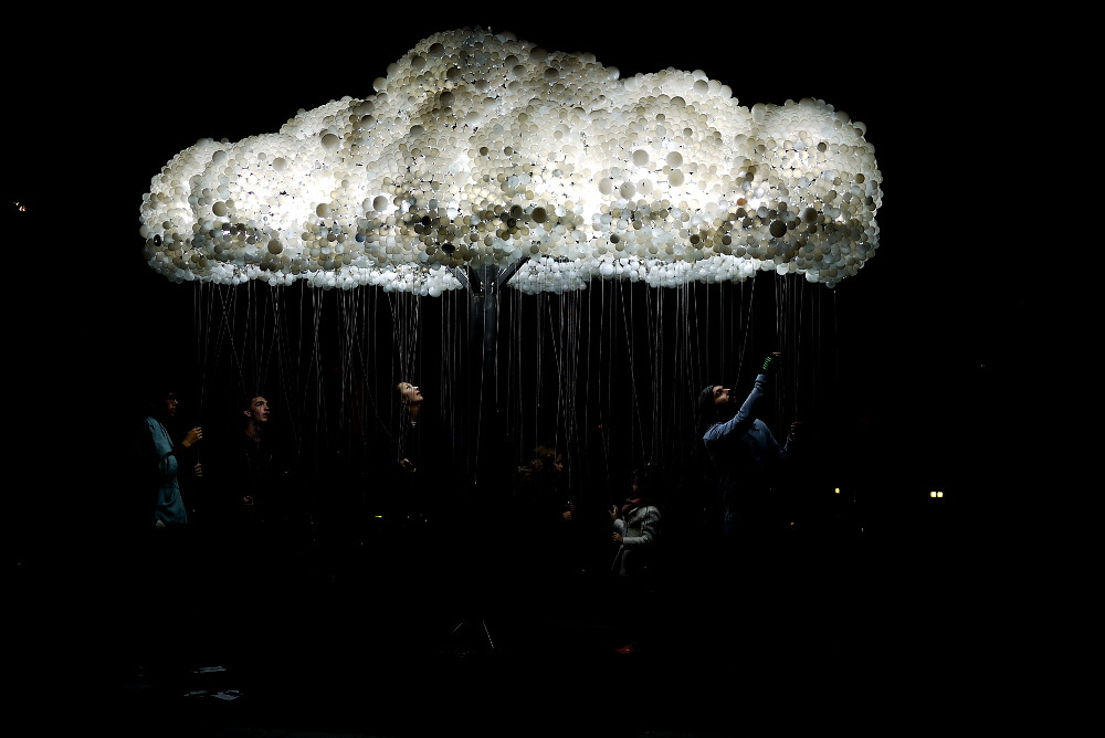 Cloud, Festival Maintenant, Rennes, France.