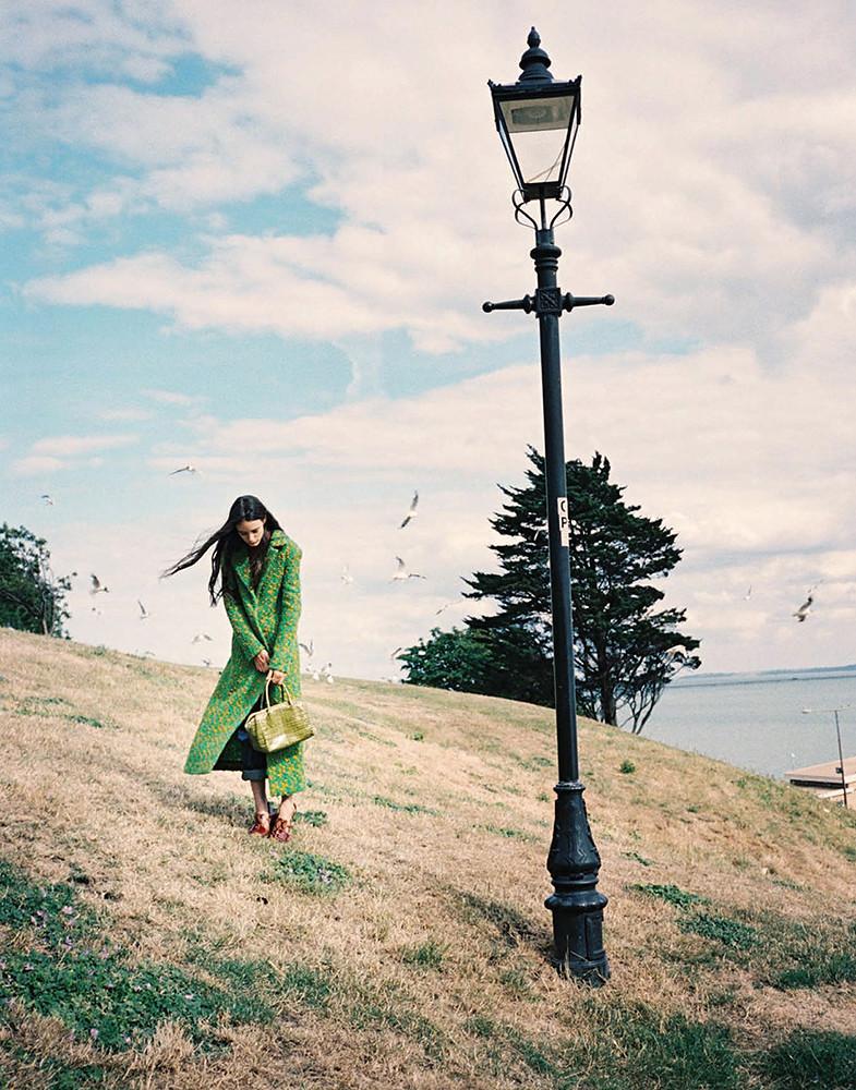 Стэйси Мартин — Фотосессия для «So it Goes» 2015 – 6
