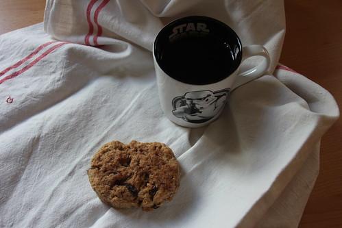 {Cuisine} Les scones d'automne flocons d'avoine et cannelle