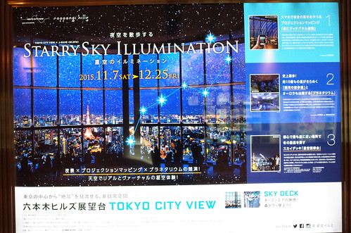 Starry Sky Illumination 2015 06