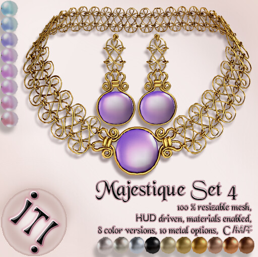 !IT! - Majestique Set 4 Image