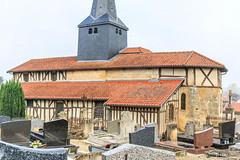 Eglise Saint-Maurice - Arrigny