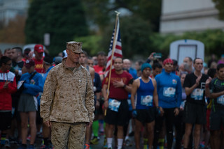 October 25, 2015 Marine Corps Marathon
