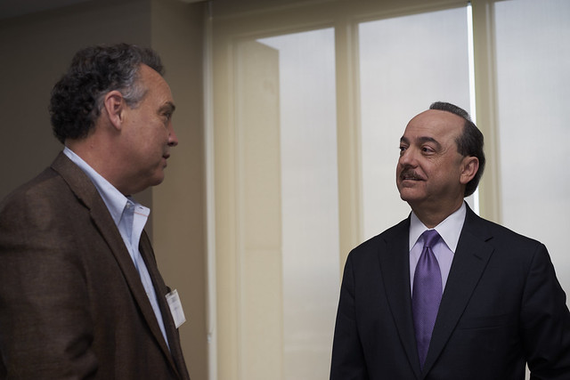 NewsMaker: CEO of AT&T Mobile, Ralph de la Vega, Speaks about the Future of the Business at the Atlanta Press Club