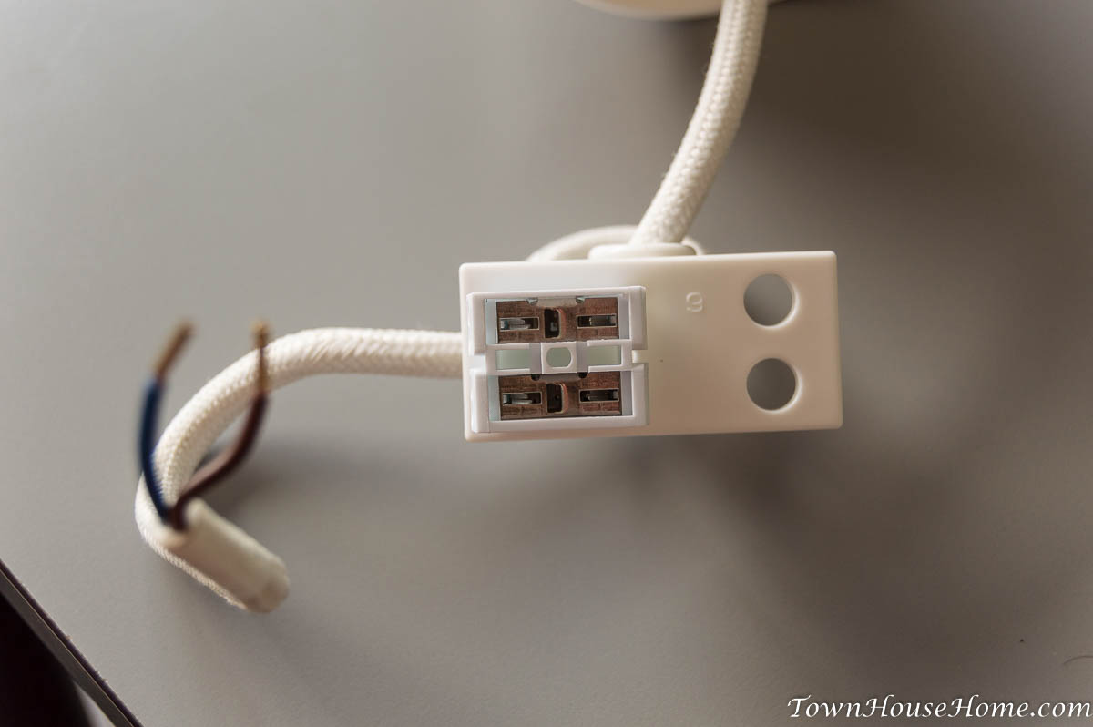 Ikea sekond connector