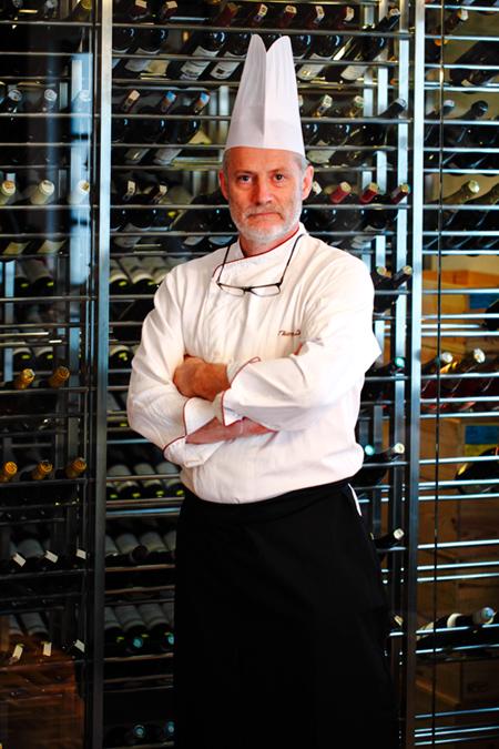 Maison Francaise Chef Thierry Le Baut