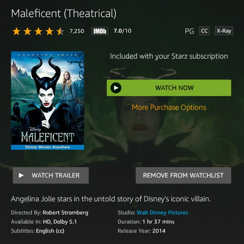 Maleficent (Theatrical) 2014: 10 Great movies that you need to watch and celebrate New Year's Eve